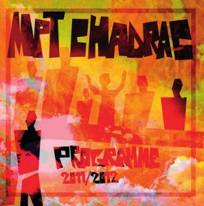 pochette programme mpt chadrac 2011-12