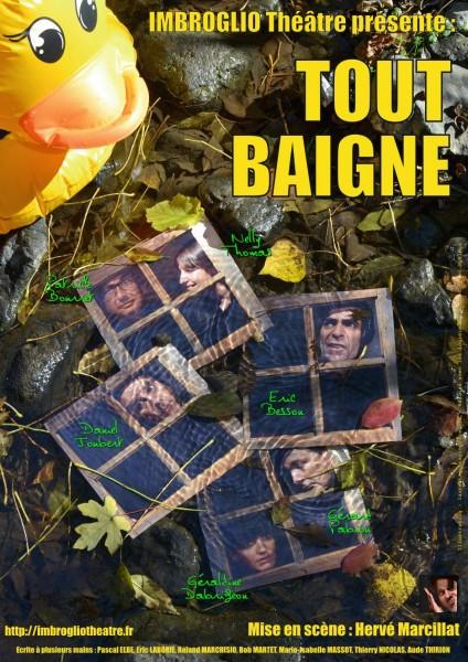 Imbroglio affiche Tout baigne 2011