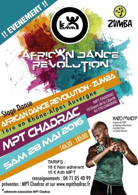 AFRICAN DANCE REVOLUTION