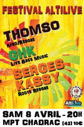 SERGES KASSY / THOMSO / GHK