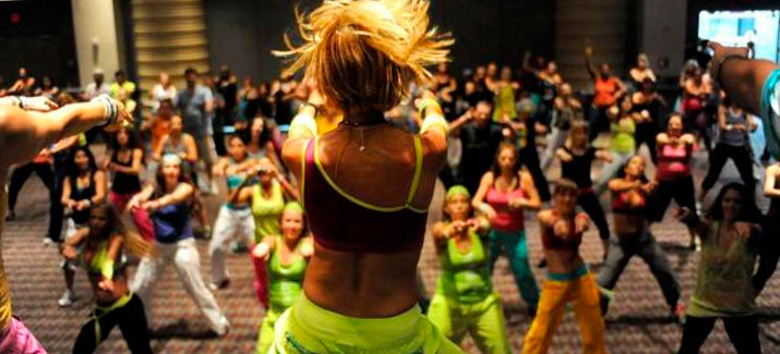 Stages ZUMBA